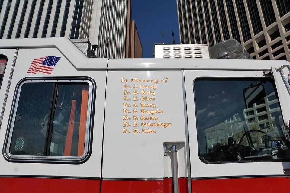 11 septembre victime pompier new york