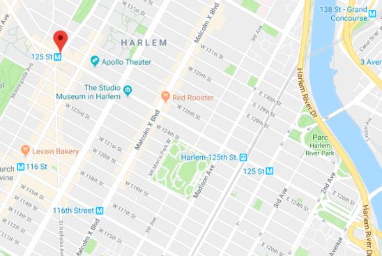 125th street harlem