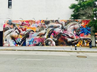bowery houston wall street art new york