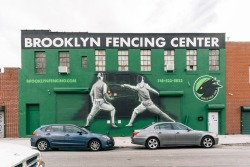 brooklyn fencing center