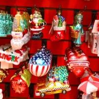 Où acheter des décorations de noël à New York ?