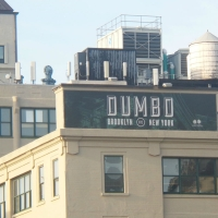 Une journée à DUMBO (Brooklyn)