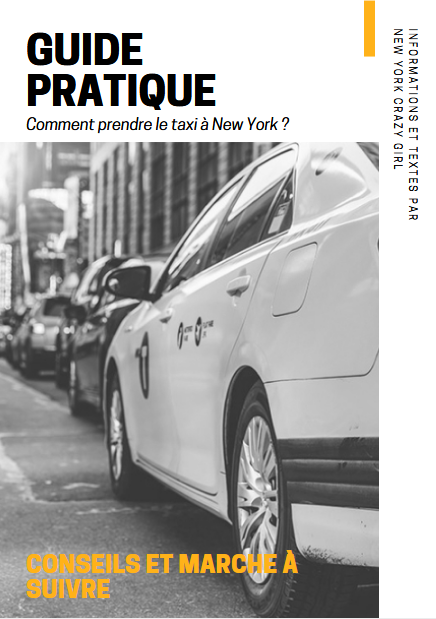 guide pratique taxi new york