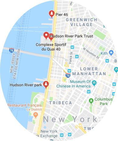hudson river park new york