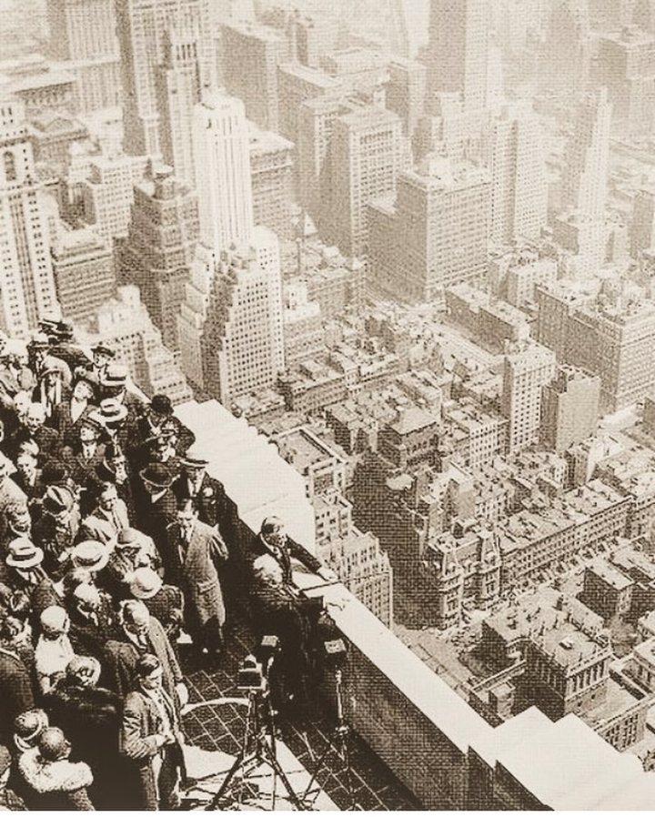 jour de l'inauguration observatoire empire state building new york (2).jpg