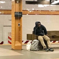 métro à new york