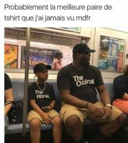 métro new york humour