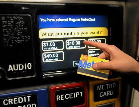La marche à suivre (en 5 étapes) pour acheter une Metrocard à New