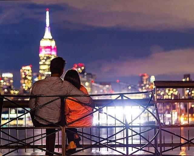 new york amoureux st valentin