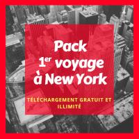"""GRATUIT : télécharge ton pack """"1er voyage à New York"""""""