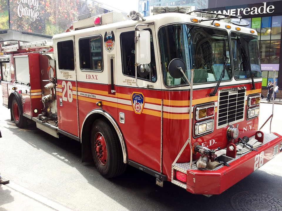 pompier new york fdny