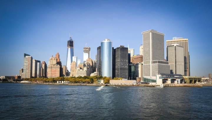 skyline-new-york-battery-park