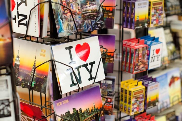 souvenirs new york cadeau