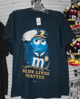 tee-shirt m&m's new york
