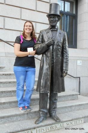 abraham-lincoln-statue-new-york-historical-society