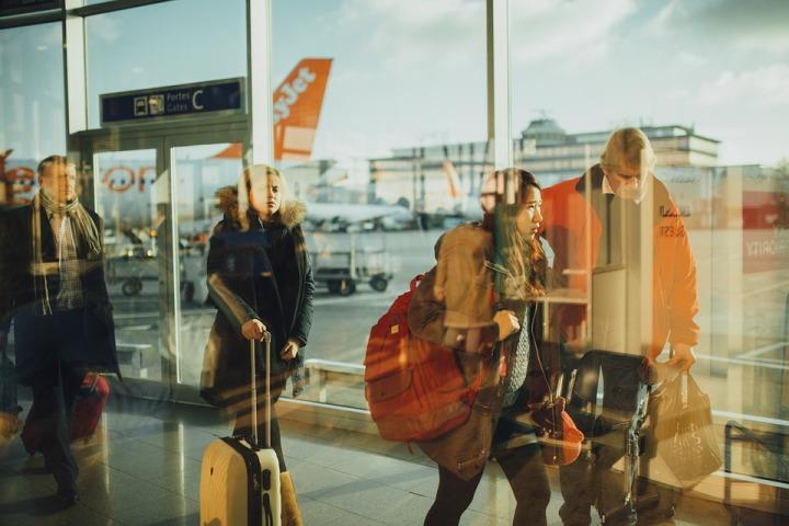 aéroport new york