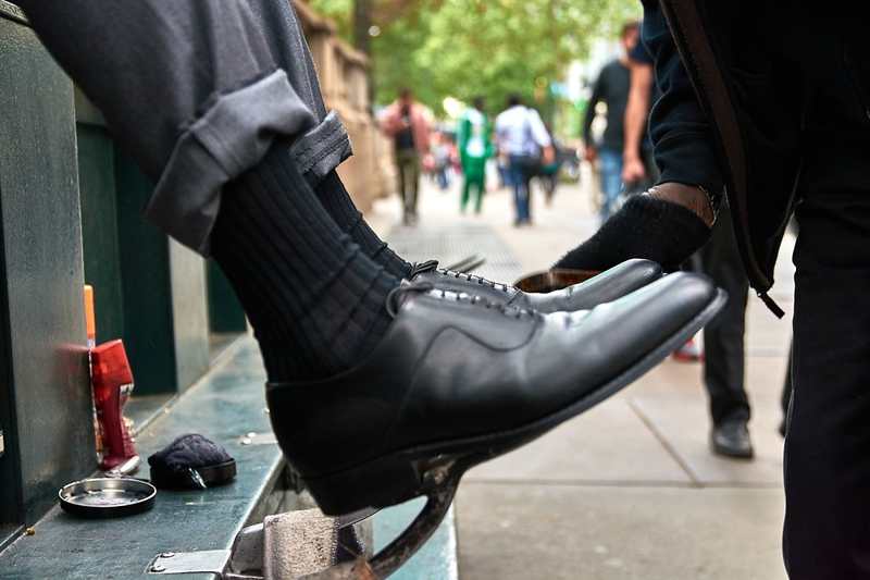 cireur-de-chaussures-new-york