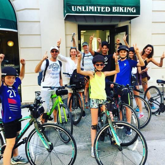 location vélo new york