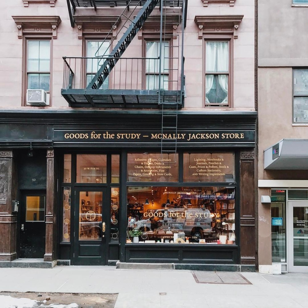 mcnally jackson store new york