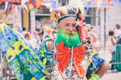 mermaid parade new york brooklyn coney island (1)