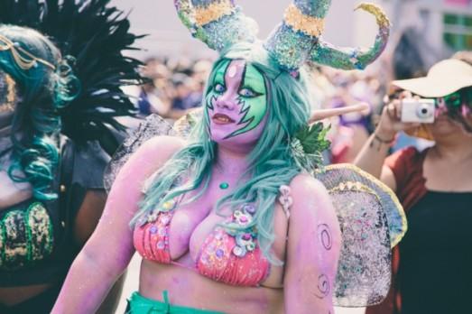 mermaid parade new york brooklyn coney island (5)