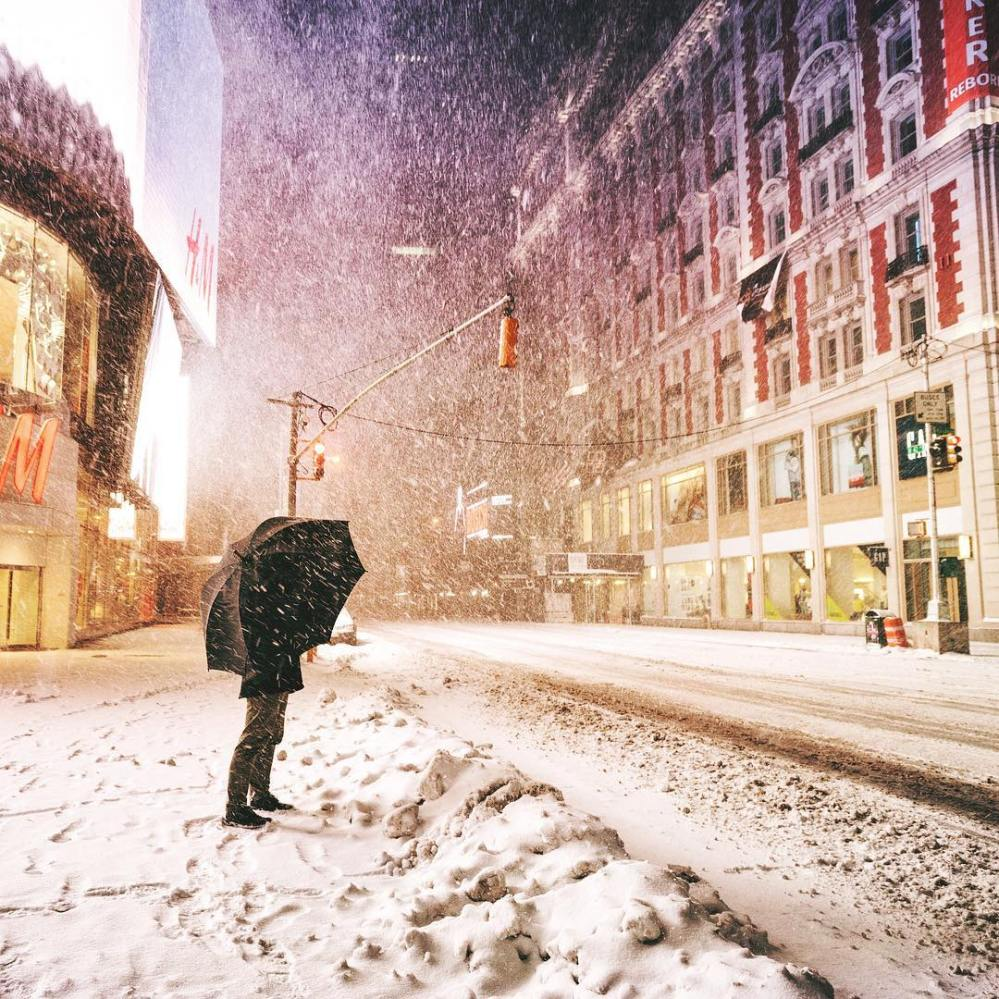 neige-new-york