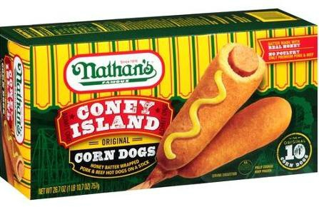 la vraie recette des corn dogs de coney island new york crazy girl. Black Bedroom Furniture Sets. Home Design Ideas