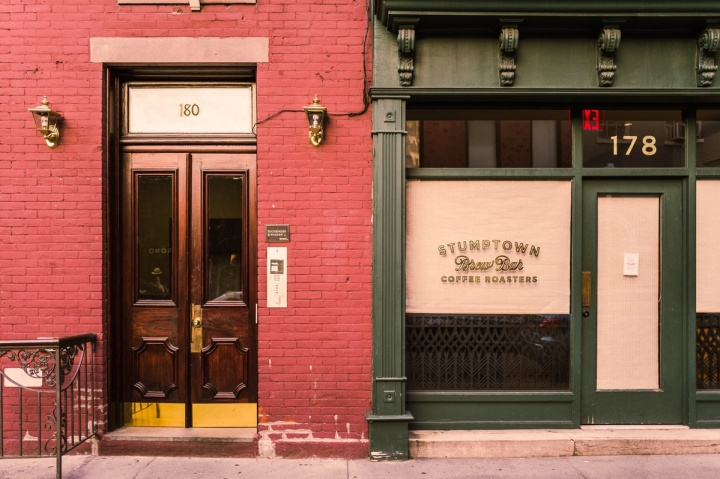 STumptown cafe new york