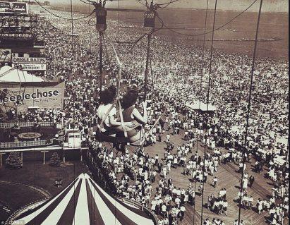 Surf Avenue luna park coney island brooklyn 1905 (4)