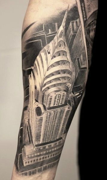 Les Adresses Des Meilleurs Salons De Tatouage De New York New York