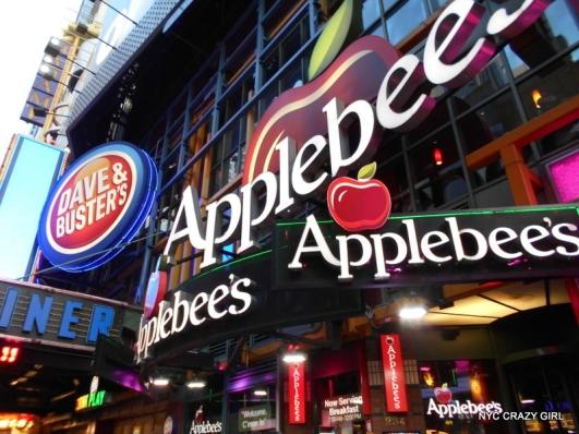 applebee's new york