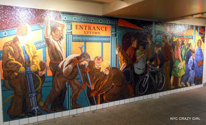 art mosaique peinture métro new york arts for transit (3)