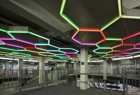 art mosaique peinture métro new york arts for transit (4)