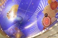 art mosaique peinture métro new york javits center