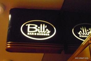 bill's bar and burger rockefeller center new york