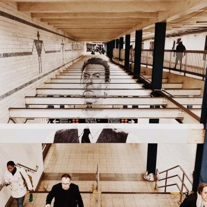 broadway-lafayette station