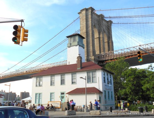 brooklyn ice cream factory brooklyn bridge dumbo new york