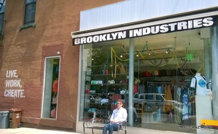 brooklyn industries brooklyn park slope new york