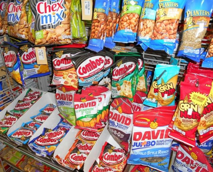 épicerie américaine nourriture food shopping