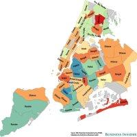 À part l'anglais, quelles sont les langues les plus parlées à New York ?