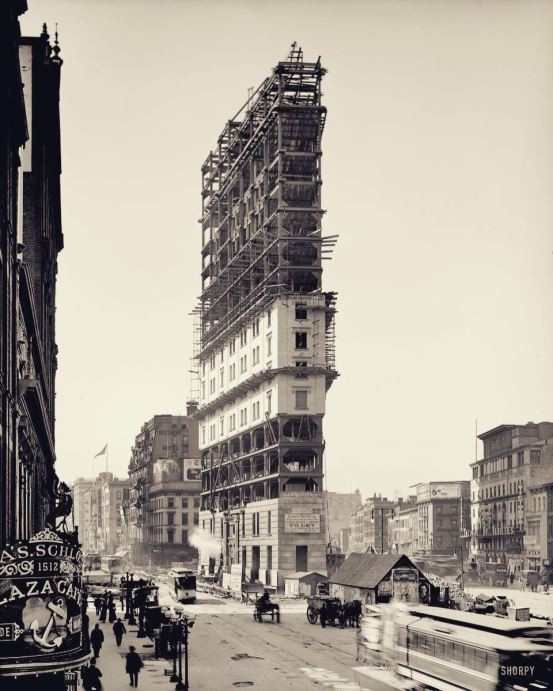 construction times building 1903