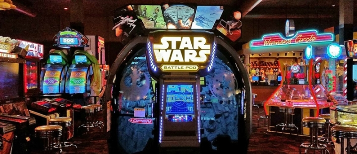 dave and buster's new york times square (2)