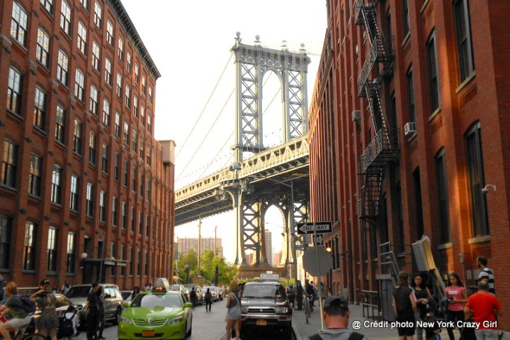 dumbo brooklyn new york manhattan bridge