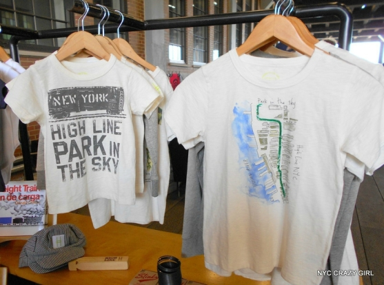 high line shop new york
