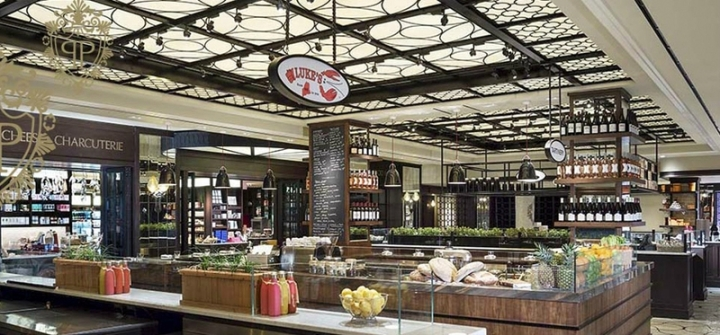marché food hall new york food bio vegan plaza food hall