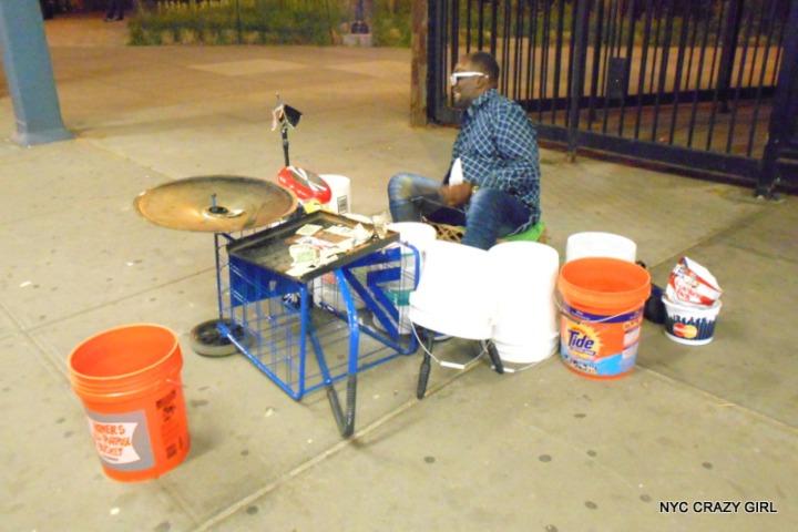 musqiue musicien impro yankee stadium bronx