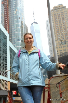 new york crazy girl