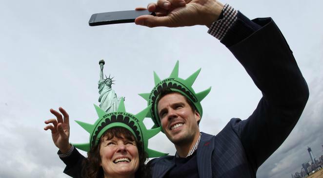 photo statue de la liberté