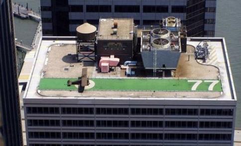 piste atterrissage rooftop new york