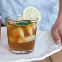 La vraie recette du thé glacé à l'Américaine